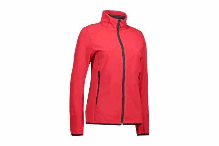 85ac92bd11b ... ID 0856 Dame funktionel softshell-jakke