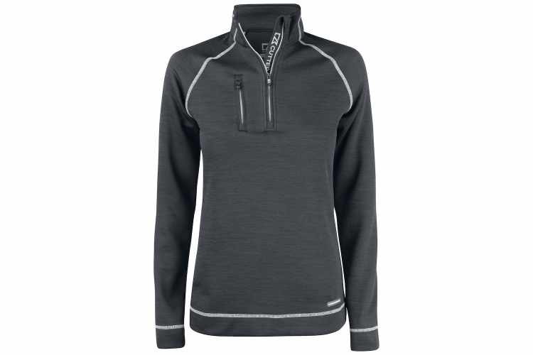 Cutter and Buck dame Chambers half zip - 358413