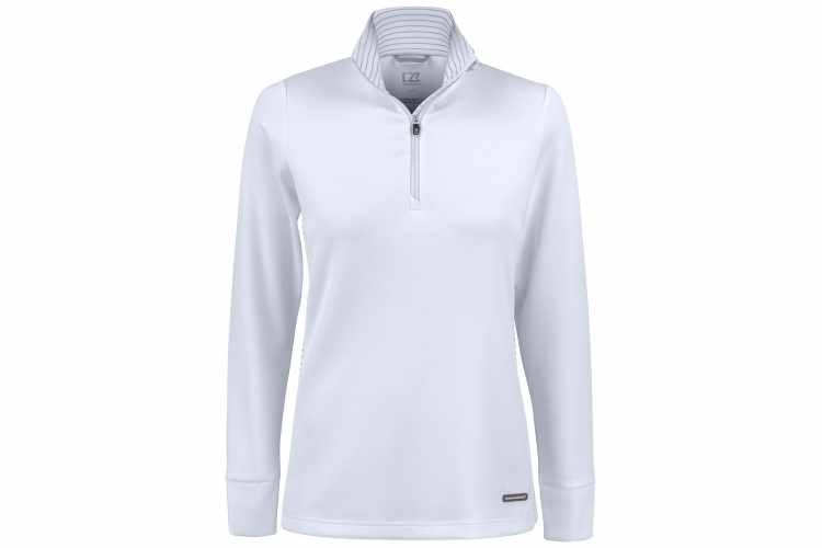 Cutter & Buck dame Traverse half zip - 358417