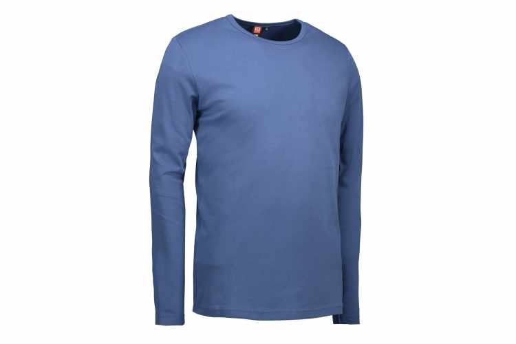 ID0518 Interlock T shirt | langærmet