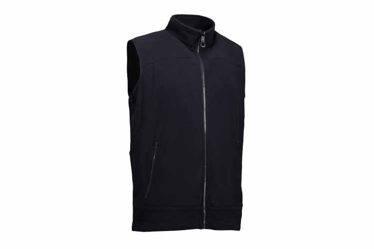 ID herre / unisex Active fleece vest - 0811