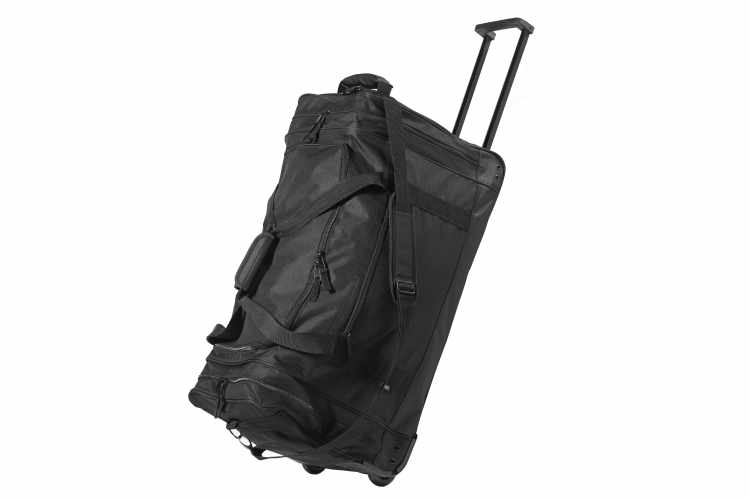 ID Stor sportstaske | trolley - Sort, One size - 1802