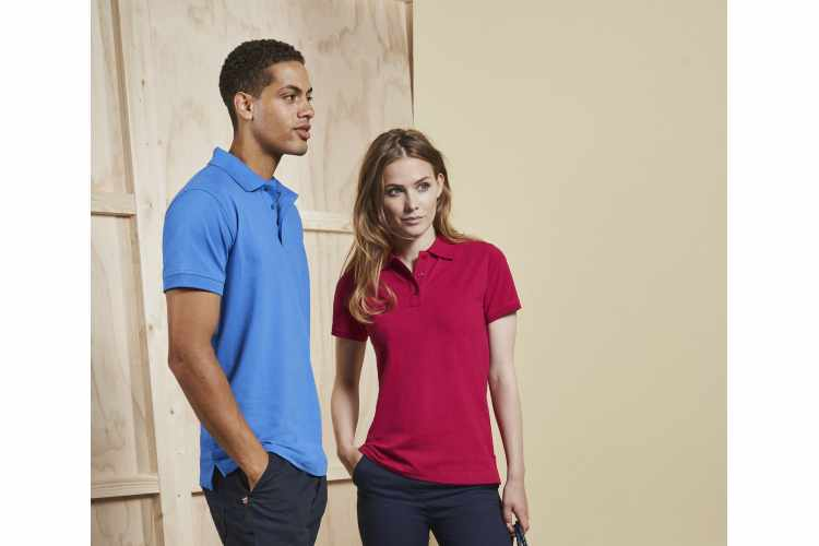 ID herre / unisex klassisk polo i stretch 0525