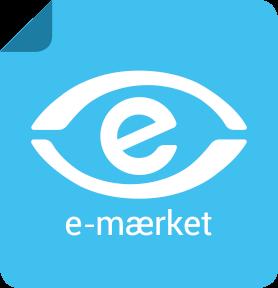 E-mærket certifikeret